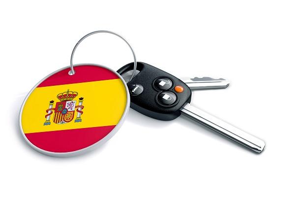 Auto nach Spanien verkaufen