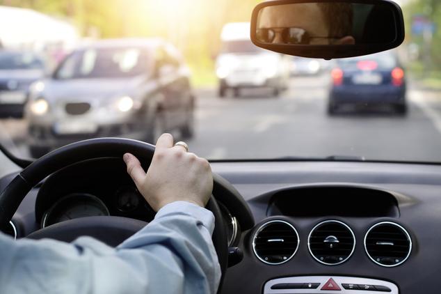 Bremsweg autofahren