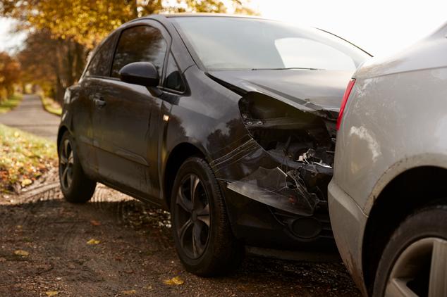 Haftpflichtschaden Unfall