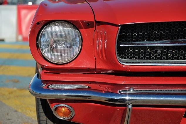 Muscle Car verkaufen
