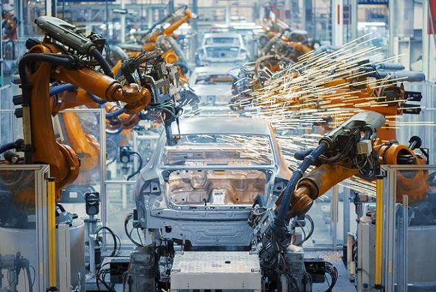 Neue Jobs in der Autoindustrie