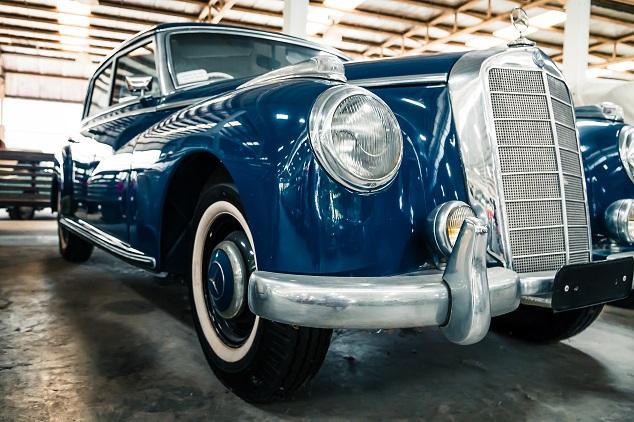 Oldtimer Wert Liste kostenlos Mercedes