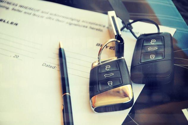 Kaufvertrag in dem beim Privatverkauf die Gewährleistung ausgeschlossen wird