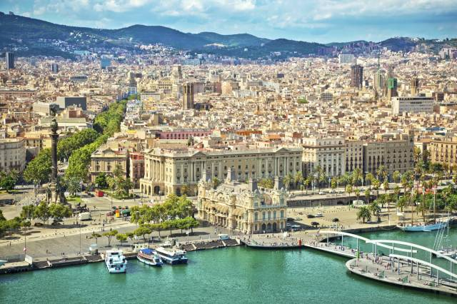 Schöne Urlaubsziele: Barcelona in Spanien