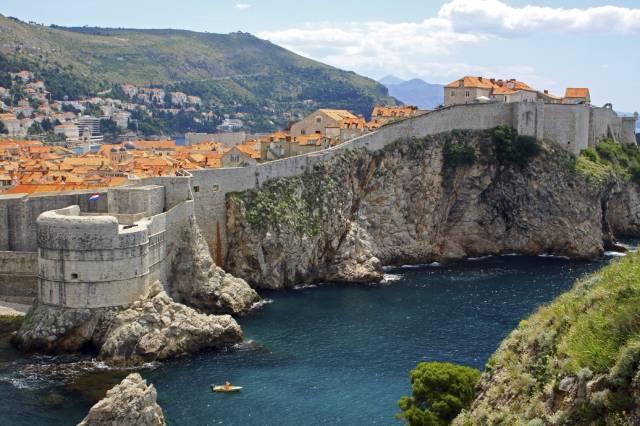 Schöne Urlaubsziele: Dubrovnik in Kroatien
