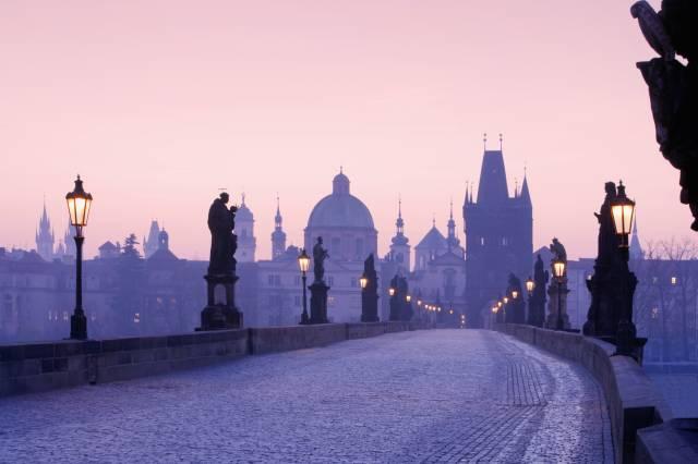 Schöne Urlaubsziele: Prag in Tschechien