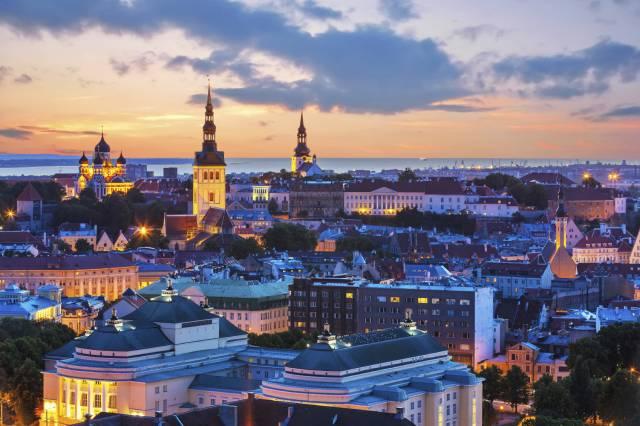 Schöne Urlaubsziele: Tallinn in Estland