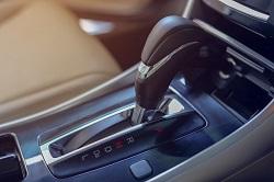 Automatikgetriebe in Seniorenauto